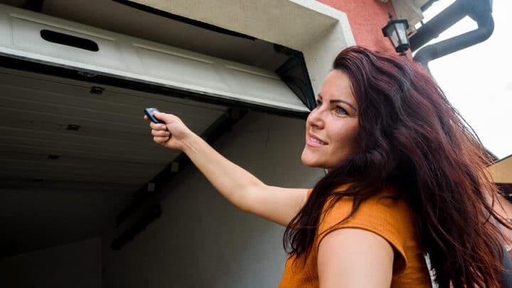 New Garage Door Installation Blackburn