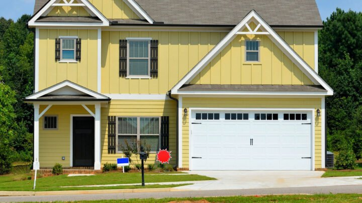 Garage door opening by itself? Here's what you can do
