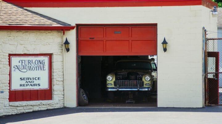 How To Fix A Broken Garage Door Sensor