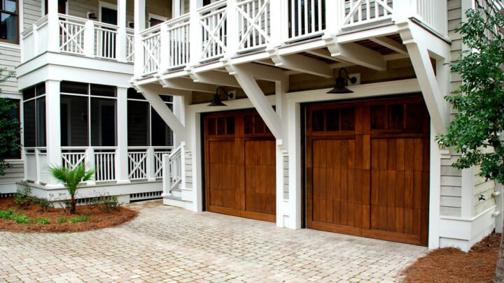Garage Door Springs, Pulleys, Chains, and Power: Know Your Garage