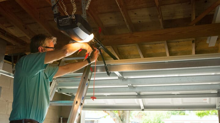 24 Hour Garage Door Repair Near You